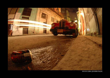 Havana by night by joachimfh