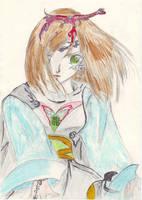 Archimage Kira by LiaVilore