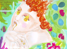 Honey blood by LiaVilore