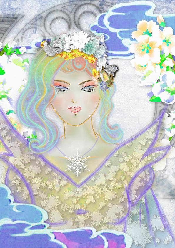 Marigold Lili by LiaVilore