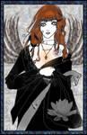 Kaoru Shina - Sacrificial doll by LiaVilore