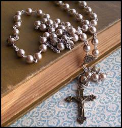 Lustrous Rosary by DesireeMorte