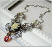 The Balladonna Butterfly by DesireeMorte
