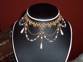 Chainmail Necklace G3 Model by DesireeMorte