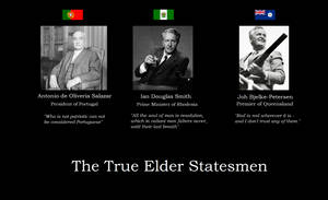 The True Elder Statesmen by Duke-Nidhoggr