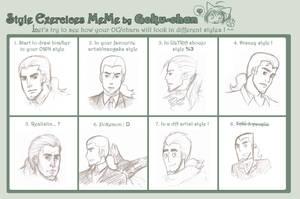 Style Meme: Vlad Masters by MelancholyChamomile