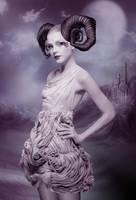 Lady Capricorn by Huisna