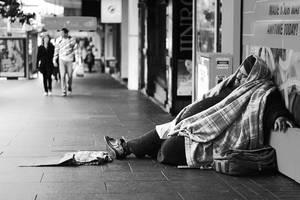 The Beggar by soaringturkeys