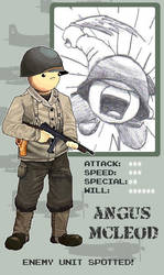 Pixel ID - AngusMcleod by AngusBurgers