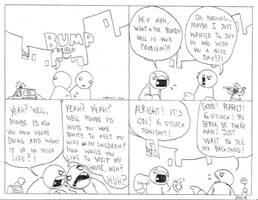 Polite Dispute by AngusBurgers