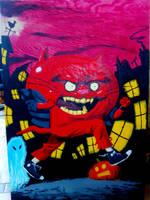 Hooligan by AngusBurgers