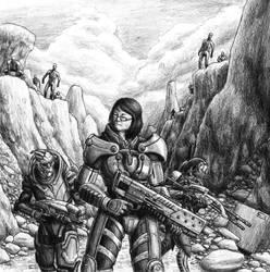 Shepard by AngusBurgers