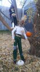 Scarecrow by Miatacatashi