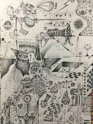 Math land. by SittingBuddha