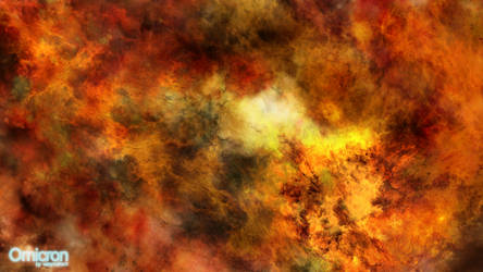 Omicron Gas Clouds Nebulae by vasyndrom