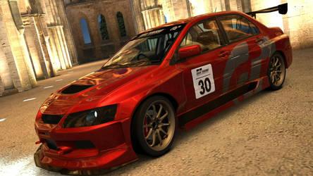 GT5 Lancer IX 05 Racer Mod by vasyndrom