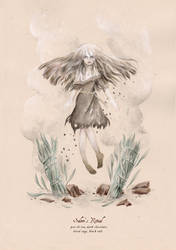 Tea Series - Salem's Ritual by MAliceMiisha