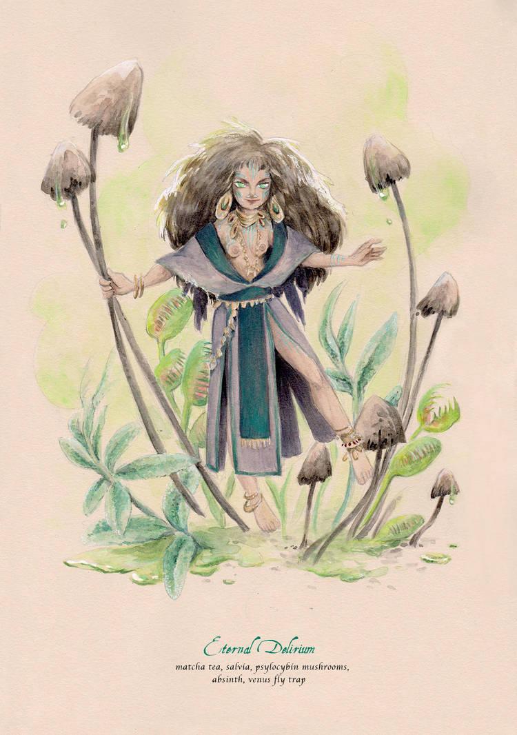 Tea Series - Eternal Delirium by MAliceMiisha