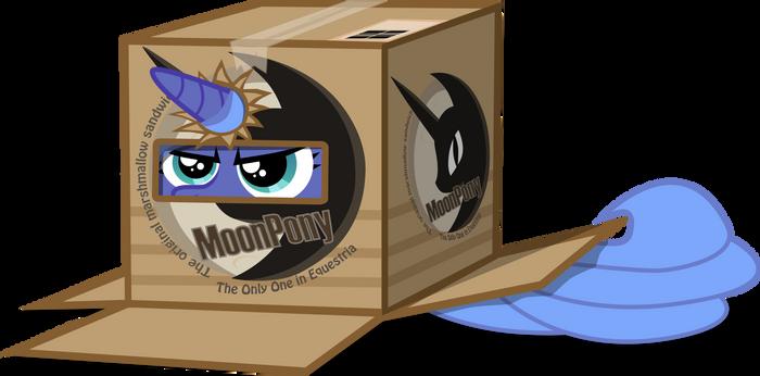 I'm Living in a Box by Groxy-Cyber-Soul