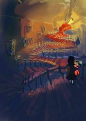 The Diamond Mines Again by Aroshi-Wish