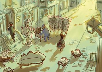 The Indian Gentleman by Aroshi-Wish