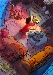 The Magic by Aroshi-Wish