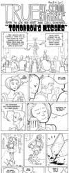 True Hi-School Romance. by tojisuzuhara