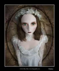 Porcelain Bride by Noko