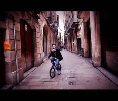 around Barcelona 4 by pstoev