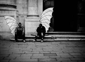 around Venice by pstoev