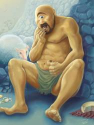 Polyphemus by otrogandul