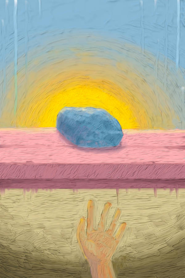 La Piedra by otrogandul