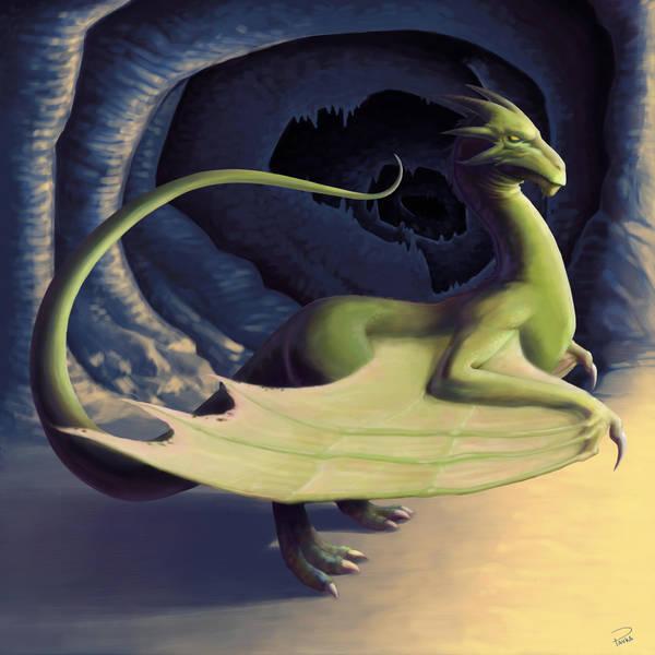 Dragon by otrogandul