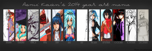 2014 by Aomi-Kaien