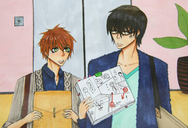 Takano-san!!! by Aomi-Kaien
