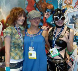 Comic Con 2008 2 by PiranhaMae