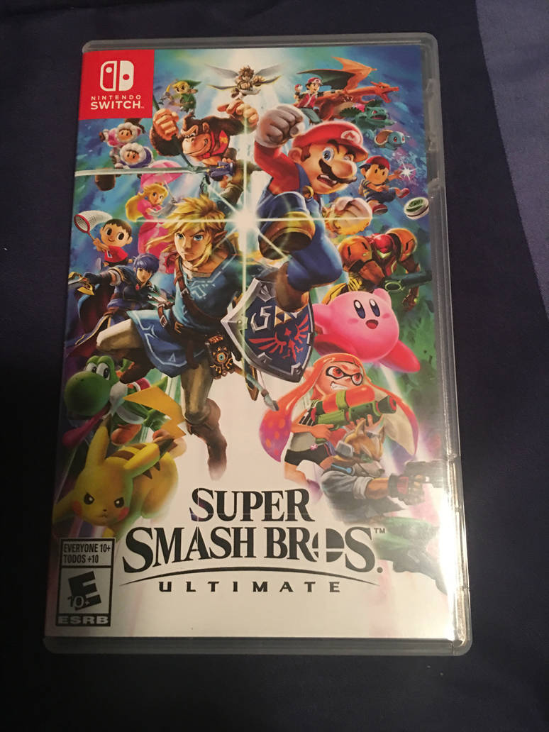 Ready for the ULTIMATE Experience!! by SuperShadeMario