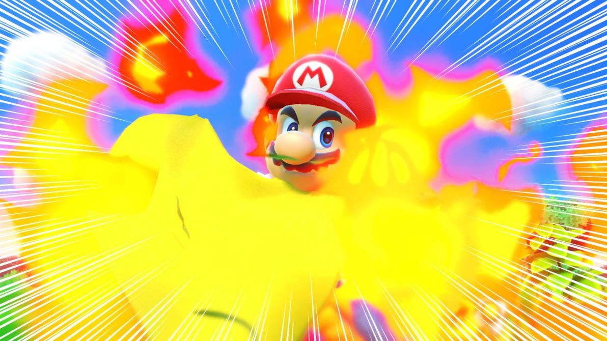 #01: Mario by SuperShadeMario