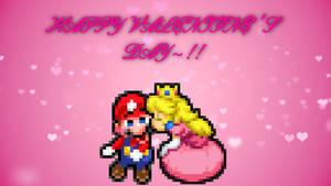 Happy Valentine's Day 2019~!! by SuperShadeMario