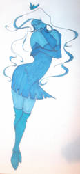 Ghost Princess by Mokomo43