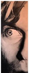 Kurt Cobain (Graphite 20x5) by Aaron Frick by AaronFrick
