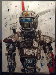 Chappie by AaronFrick