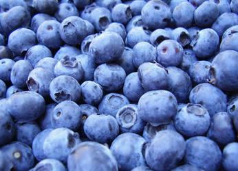Blueberries by MauraGreen