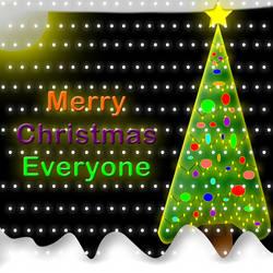 Christmas Card by Alianna013