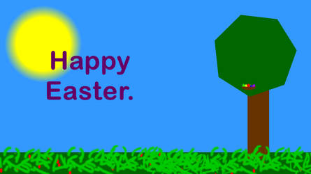 Happy Easter by Alianna013