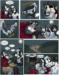 Comic- SimpleMinded Werewolves by ThirdPotato