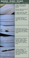 Tutorial- Seams for Maquettes by ThirdPotato