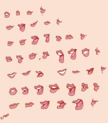 Lips by ThirdPotato