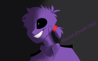 purple guy by hiccuporrell