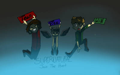 team free will  by hiccuporrell